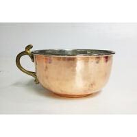 铜碗土耳其全手工铜制品可以做汤碗装咖啡豆咖啡粉复古风格