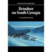 【预订】Reindeer on South Georgia: The Ecology of an