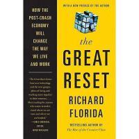【预订】The Great Reset: How the Post-Crash Economy Will