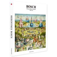 波希作品集画册 BOSCH 艺术绘画素描画集 西方绘画荷兰画家大师 超现实主义 临摹美术经典艺术插画手稿速写收藏图书籍