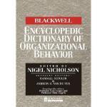 【预订】The Blackwell Encyclopedic Dictionary Of