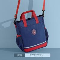 韩国KK树补习袋男小学生美术袋儿童包包斜挎包女童休闲补课手提袋
