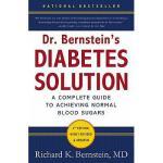 【预订】Dr. Bernstein's Diabetes Solution: The Complete