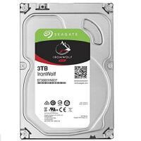 Seagate希捷 酷狼系列3TB ST3000VN007 5900转64M SATA3企业硬盘 NAS网络硬盘