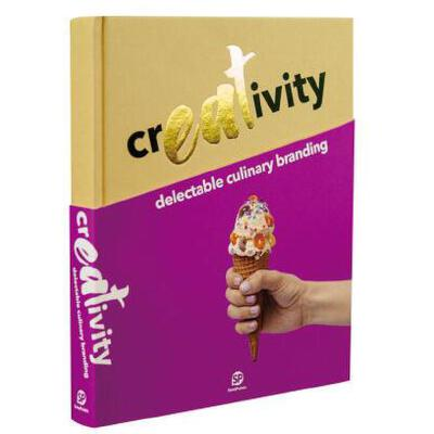 【sendpoints设计儿童】英文画册CrEATivity美游戏原版字体设计图片素材图片