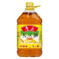 鲁花 食用油 非转基因 大豆油 5Lx1