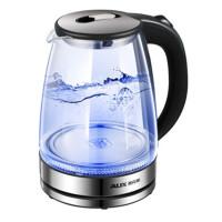 电热水壶家用玻璃烧水壶自动断电304不锈钢