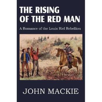 【预订】The Rising of the Red Man 美国库房发货,通常付款后3-5周到货!