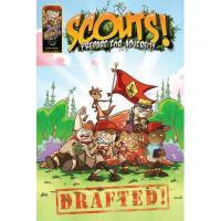 【预订】Scouts: Drafted!