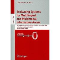 【预订】Evaluating Systems for Multilingual and Multimodal