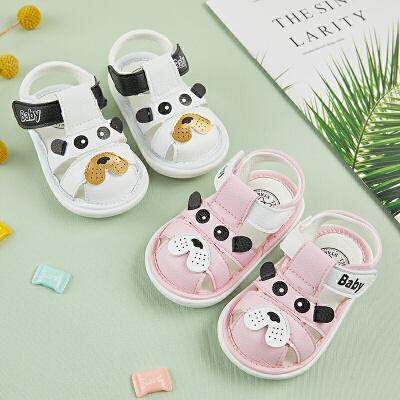 婴儿凉鞋女透气小宝宝男童夏季鞋子