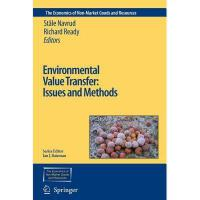 【预订】Environmental Value Transfer: Issues and Methods Y97890
