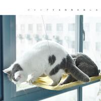 可拆挂床夏窝猫咪晒太阳吊床吸盘式吸玻璃挂窝窗台垫子