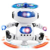 抖音同款玩具蹦迪会跳舞的机器人电动儿童宝宝玩具