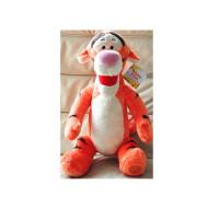 毛绒玩具小熊维尼系列皮杰猪跳跳虎公仔玩偶小猪布娃娃女生日礼物