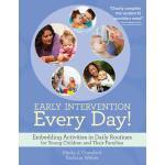 【预订】Early Intervention Every Day!: Embedding Activities in