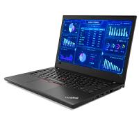 ThinkPad T480(0PCD)20L5A00GCD 14英寸轻薄笔记本电脑(i7-8550 8G 1T+128