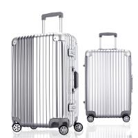 银座 拉杆箱万向轮男女20寸旅行箱行李箱密码登机箱24寸