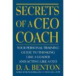 【预订】Secrets of a CEO Coach: Your Personal Training Guide