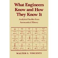 【预订】What Engineers Know and How They Know It: Analytical