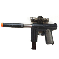宜佳达 电动连发水弹枪 儿童玩具枪黄河M9YJD616