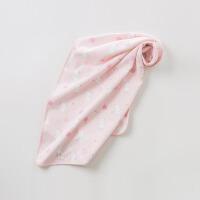戴维贝拉新款婴幼儿宝宝可洗全棉防水隔尿垫巾DBH10018