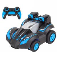童励 儿童玩具车越野遥控汽车旋转翻斗车特技车充电赛车高速四驱漂移遥控车模电动玩具男孩
