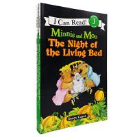 英文原版Minnie and Moo 米妮和哞哞故事系列3册合集 [4-8岁]