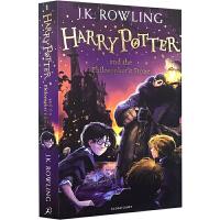 【现货】英文原版 Harry Potter and the philosopher's Stone 哈利波特与魔法石1