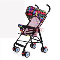 儿童宝宝四轮轻便携折叠夏季推车婴儿小推车手推简易伞车小孩bb车