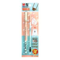 晨光(M&G) 晨光文具热可擦中性笔小学生可擦笔摩易擦写0.5mm