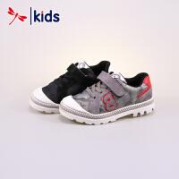 【2件3折到手价:77.7元】红蜻蜓童鞋春秋款男童小童时尚板鞋