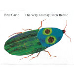 Very Clumsy Click Beetle 笨拙的磕头虫 ISBN9780399232015