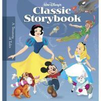 英文原版儿童书 Walt Disney's Classic Storybook 迪士尼经典故事(精装)