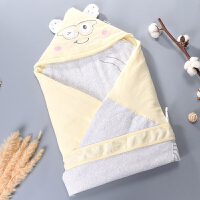 婴儿抱被新生儿包被被子宝宝夏薄款可脱胆用品