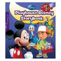 英文原版儿童书 Playhouse Disney Storybook 迪士尼系列