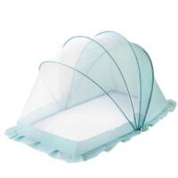 儿童床无底通用可折叠婴儿床蚊帐宝宝蚊帐防蚊罩蒙古婴儿蚊帐小孩