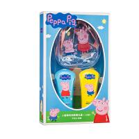 一般贸易 英国Peppa Pig小猪佩奇儿童润肤霜礼盒二支装牛奶&西柚 50mlX2