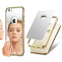 imak Apple 苹果 iPhone6 魔镜锌合金边框套 iPhone6手机壳 保护套 手机配件手机配件