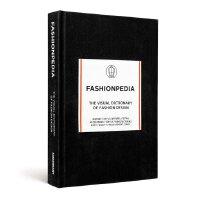 【包邮】Fashionary Fashionpedia 时尚宝典服装设计手册 服装设计百科书籍 时装工具书 视觉词典
