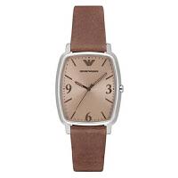 ARMANI 新款阿玛尼手表 男士时尚方形表盘石英手表 AR2491/ar2490/AR2489