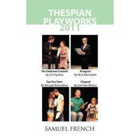 【预订】Thespian Playworks 2011