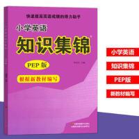 超能学典 小学英语知识集锦 人教PEP版 快速提高英语成绩的得力助手 根据新教材编写 小学英语资料包 小学生英语辅导工