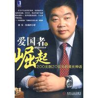 爱国者在崛起 姜伟,陈曦桦 机械工业出版社【正版书】