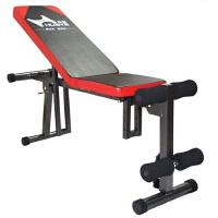 多功能仰卧起坐板健腹腹肌板 家用健身器材哑铃凳小飞鸟