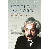 【预订】Subtle Is the Lord: The Science and the Life of