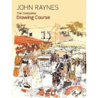 【预订】The Complete Drawing Course: A Comprehensive