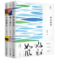 正版 独秀女作家文丛书(全3册)不能掉头+好水如风+锦上添叶 广西师范大学出版社