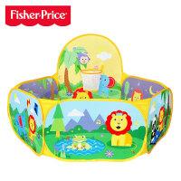 费雪儿童游戏球池 海洋球球池围栏(内配25个海洋球)24个月宝宝儿童节礼物