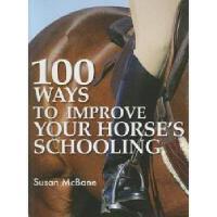 【预订】100 Ways to Improve Your Horse's Schooling